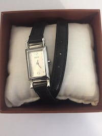 New Coach Double Strap Watch Waterloo