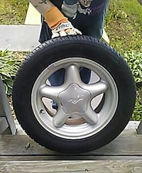 (4) 96 stock mustang wheels Winchester, 22603