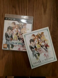 Jeu PS3 Tales of Xillia édition Day one 6185 km