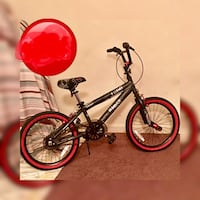 black and red BMX bike Memphis, 38115