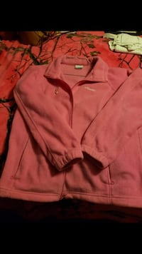 Breast cancer pink Columbia jacket  Bedford, 24523