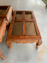 Coffee Table with 2 Side Tables  Saint Petersburg, 33701