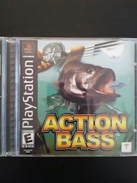 PS1 Action Bass  Vaughan, L4L