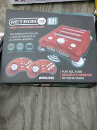 retron three in one gaming system  Allentown