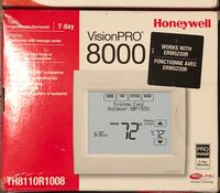 Honeywell Vision Pro 8000 Programmable Thermostat Wi Fi Compatible Woodbridge, 22191