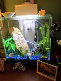 Fluval Edge 12 gallon Fish Habitat
