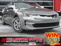 2018 Kia Optima LX > New Front Tires > Bluetooth !! Guelph