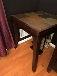 End table - slate top Pikesville, 21208