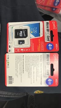 two black micro-SD card with adapter packs Markham, L3T 4L5