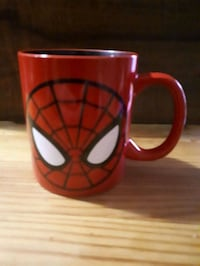 Marvel Spiderman mug Whitby, L1P 1A1