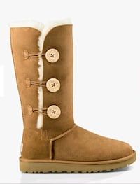 UGG. Bailey Button Triplet || Boot