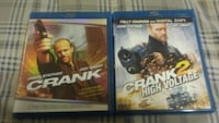 Crank Blu-ray set Lexington, 40505