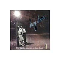 Hey Love, Vol. 1&2 CD's:Various Artists: Music/the classic soul Soul sounds/rare-Remastered Galt