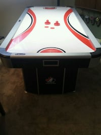 Air hockey table with ping pong  Port Dover