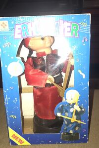 Erhuplayer toy Frederick, 21704
