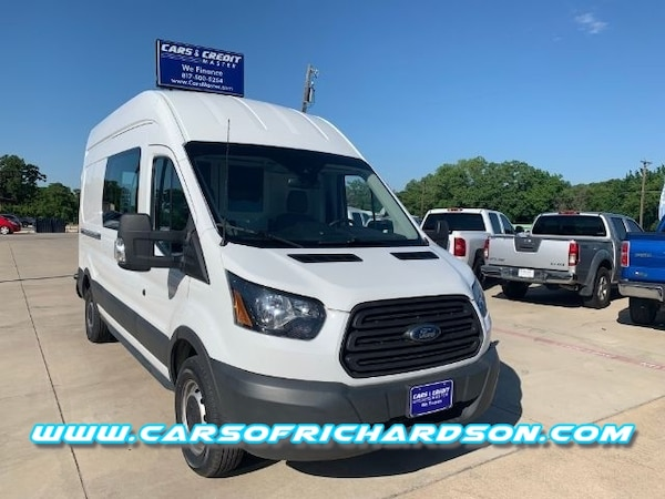 2016 Ford Transit 250 >> 2016 Ford Transit 250 Van High Roof W Sliding Pass 148 In Wb