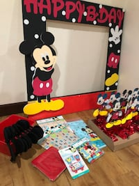 Mickey Mouse Party Supplies Dallas, 75211