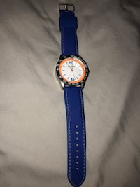 Watch with blue strap Gilroy, 95020