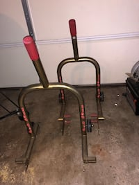 Pit bull front and rear motorcycle stands Springfield, 22150
