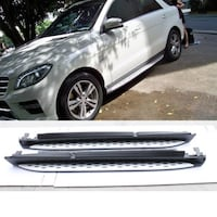 12-17 Benz GLE ML 350 OE Style Aluminum Running Boards /Side Steps La Puente