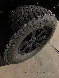 Jeep wheels and tires  San Marcos, 78666