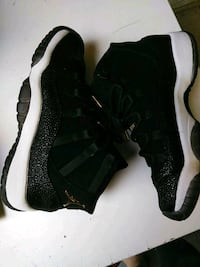 pair of black Air Jordan 11's Austell, 30106