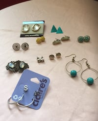 Tons of cute earrings! TB-Updated
