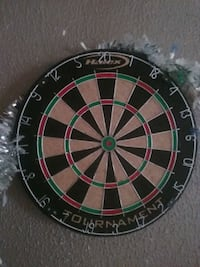 Dart board Saint Johns, 48879