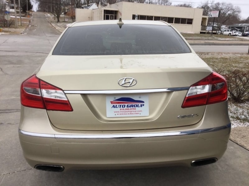 *Clean Carfax* 2012 Hyundai Genesis 4dr - GUARANTEED CREDIT APPROVAL 3