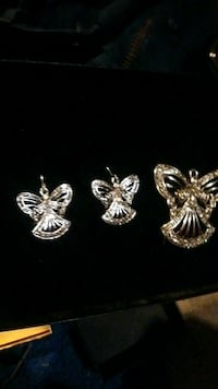 Angel ear rings