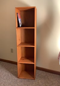 Solid Pine Four-Shelf Bookcase East Greenwich, 02818