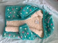 Baby girl winter jacket 6-9 month