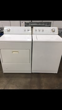 WHIRLPOOL WASHER AND DRYER HEAVY DUTY SUPER CAPACITY PLUS  Mission Viejo, 92691