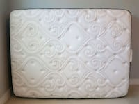 white and gray floral mattress Sunrise, 33323