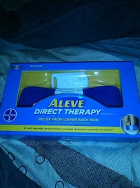 Aleve direct therapy for back pain with remote  Browns Mills, 08015