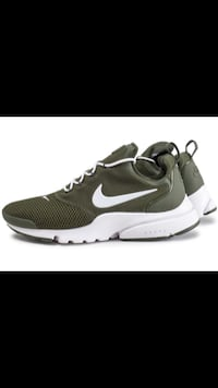 Green Presto Nike's  Laurinburg