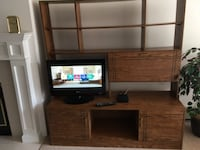 Brown wall unit Surrey