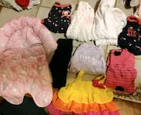 baby's assorted clothes size nb Phenix City, 36869