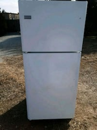 white top-mount refrigerator Highlandville, 65669