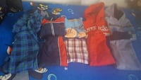 lot of clothes kids size size 4/5