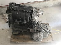 black and gray car engine 554 km