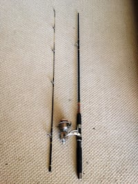 Combo Reel & 7ft Rod