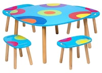 Alex Toys Artist Studio Ready Kids Activity Table w/ 4 Banches Wheeling, 60090