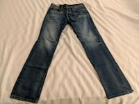 Abercrombie & Fitch Men's Denim Jeans Ashburn