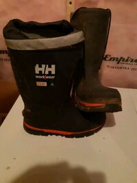 H/H Work boots steal toe 11  Edmonton, T5T 5X8