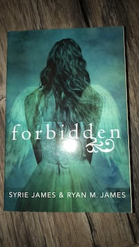 Forbidden by Syrie James  New York, 11416