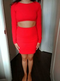 New bodycon red dress  Laval