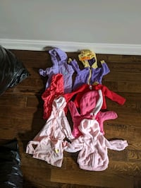 Baby Girl Jackets 6-9 Months  Vaughan, L4L 8P1