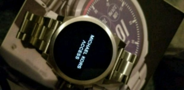 Michael Kors access grayson smartwatch