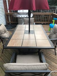 Patio set.   Woodbridge, 22192